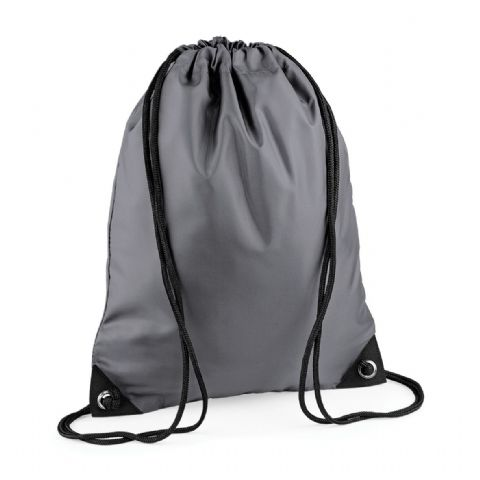 CHOOSE DESIGN - GRAPHITE GREY GYMSAC